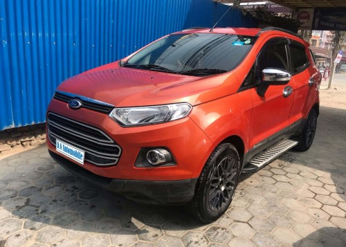 Single Handed Ford Ecosport Trend 2014 Model For Sale