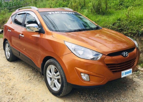 Excellent Condition Hyundai Tucson 4wd 2011 Model For Sale