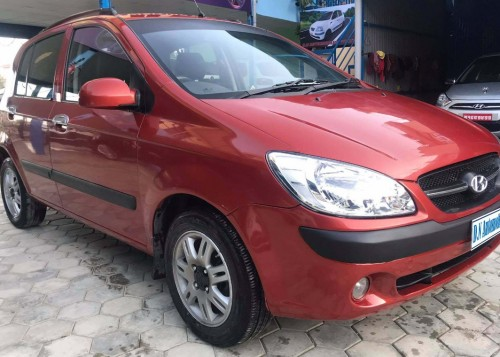 Excellent condition Hyundai Getz with Air Bags