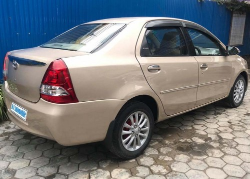 Excellent Condition Toyota Etios V 2014 Model